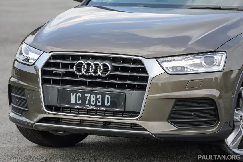 Driven Web Series 2015 #6: new premium crossovers – F48 BMW X1 vs Mercedes-Benz GLA vs Audi Q3 Image #415175