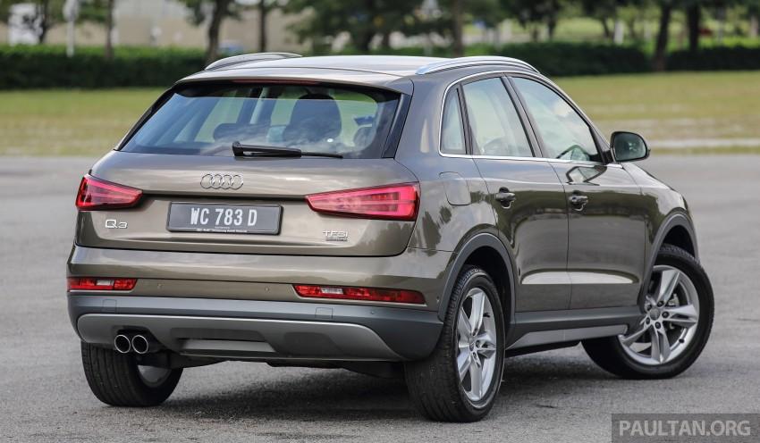 Driven Web Series 2015 #6: new premium crossovers – F48 BMW X1 vs Mercedes-Benz GLA vs Audi Q3 Image #415180