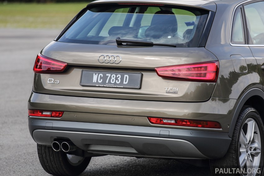 Driven Web Series 2015 #6: new premium crossovers – F48 BMW X1 vs Mercedes-Benz GLA vs Audi Q3 Image #415181
