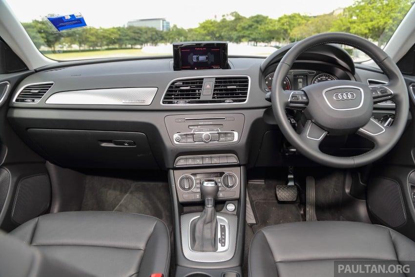 Driven Web Series 2015 #6: new premium crossovers – F48 BMW X1 vs Mercedes-Benz GLA vs Audi Q3 Image #415184