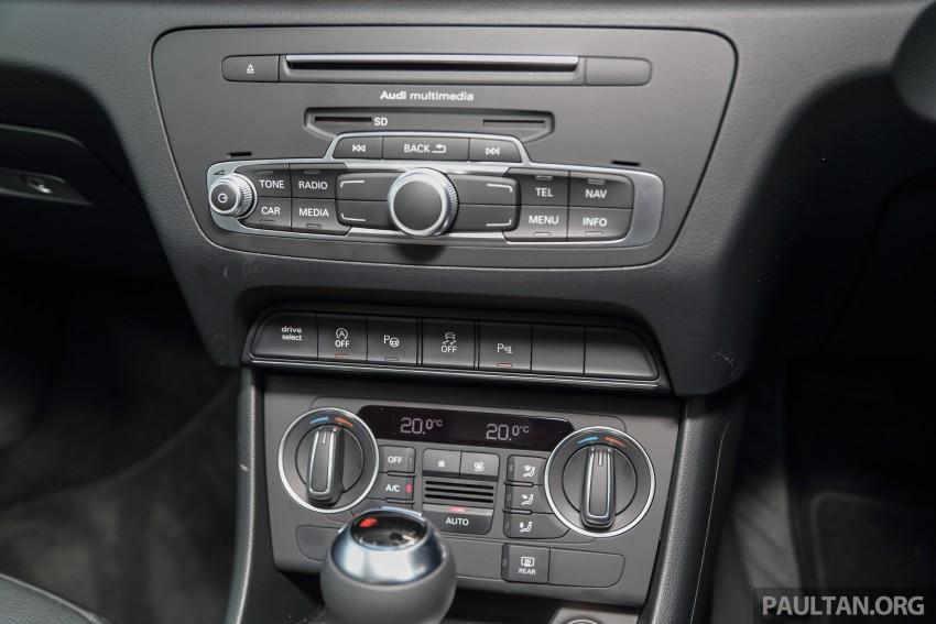 Driven Web Series 2015 #6: new premium crossovers – F48 BMW X1 vs Mercedes-Benz GLA vs Audi Q3 Image #415188