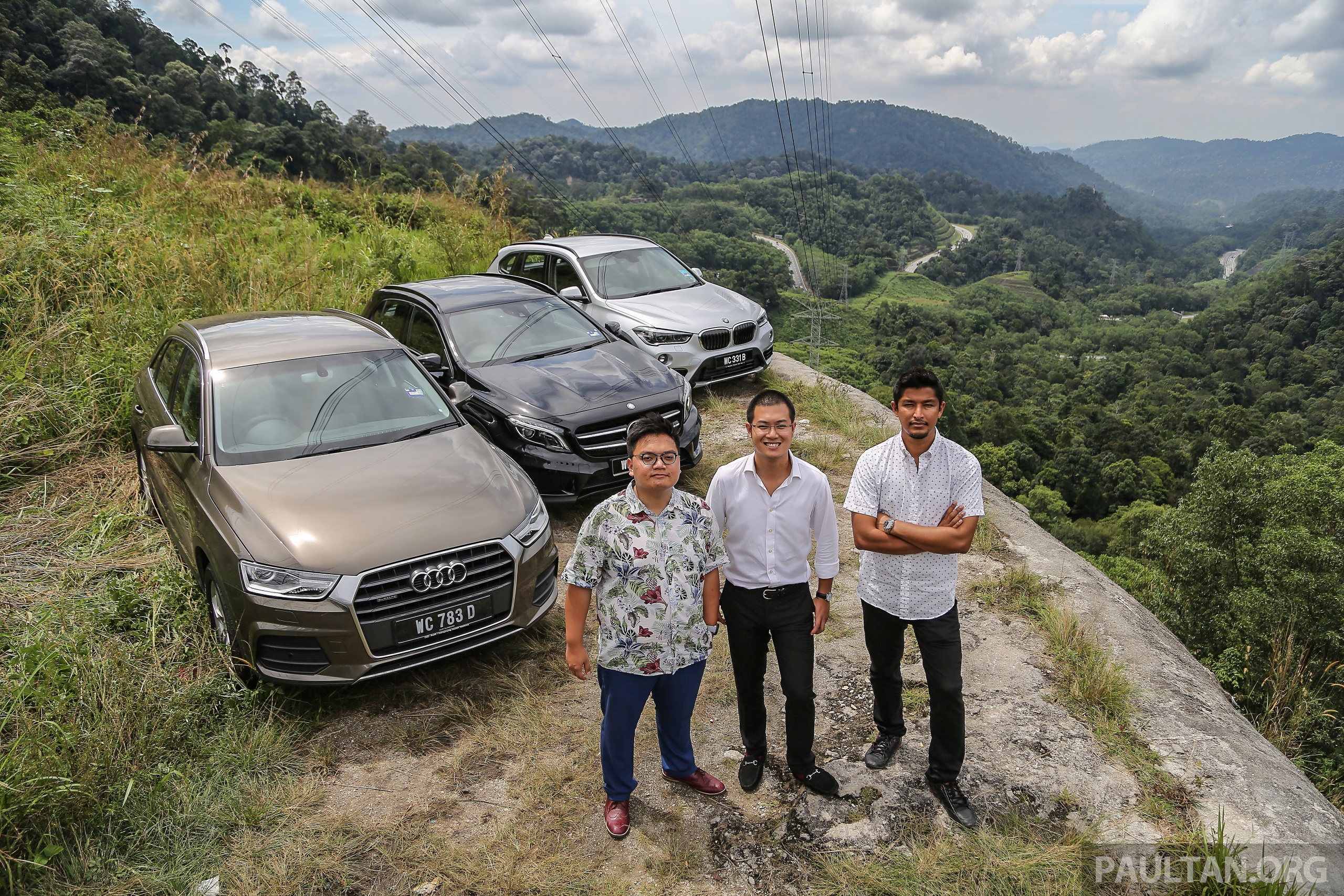 Driven Web Series 2017 6 New Premium Crossovers F48 Bmw X1 Vs Mercedes