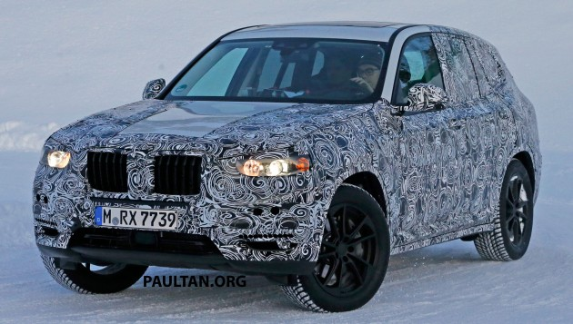 BMW-X3-Winter-4