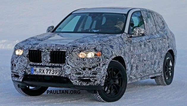 BMW-X3-Winter-4