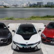 BMW i8 vs Mercedes-AMG GT S vs Jaguar F-Type R Malaysia  004
