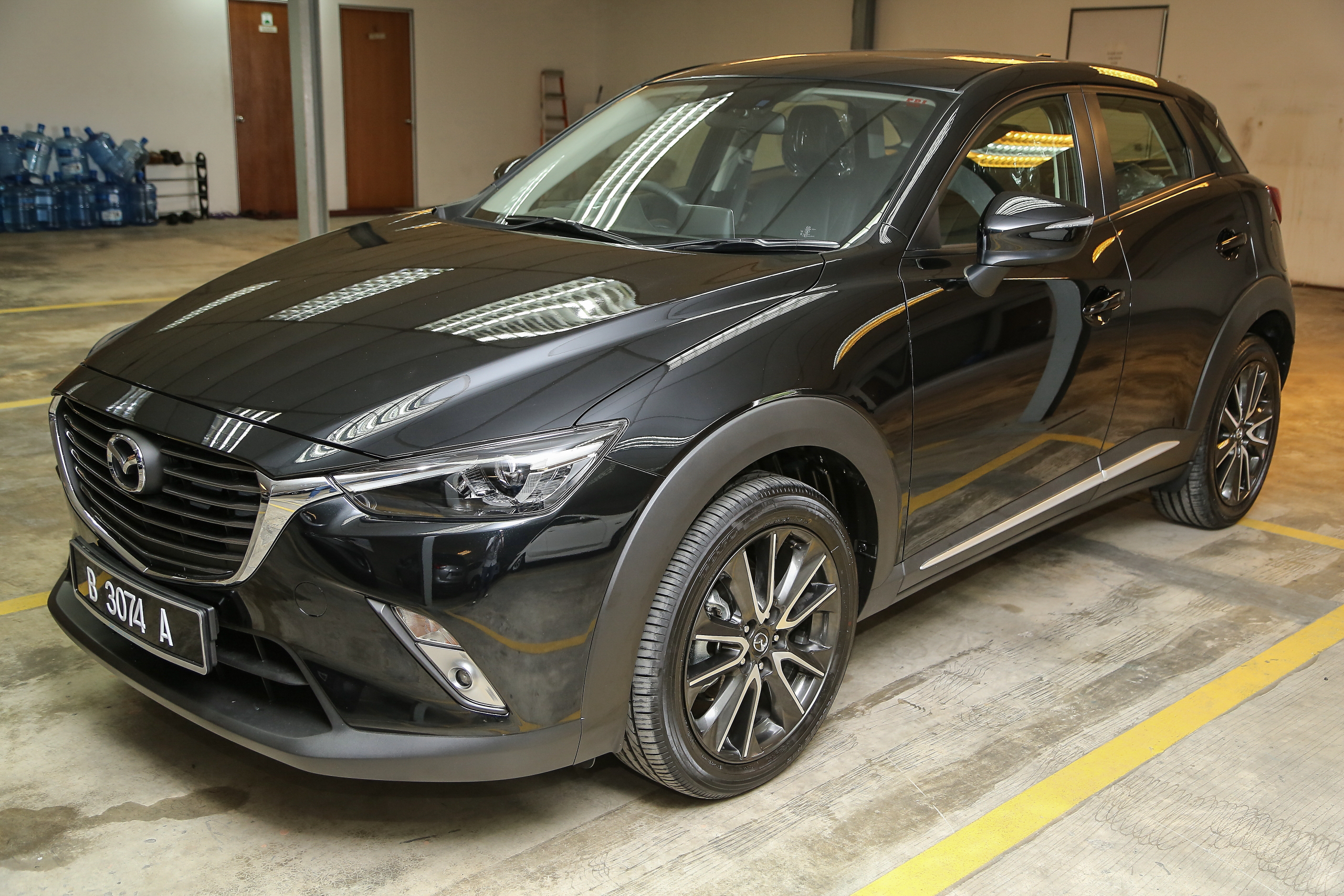 GALLERY: Mazda CX-3 in all five available colours Image 420860
