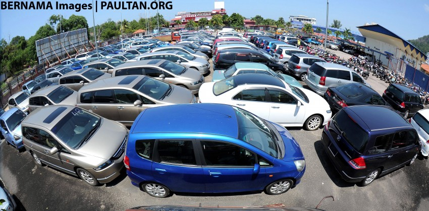 JPJ says RM30 million lost in taxes due to cloned cars Image #417013