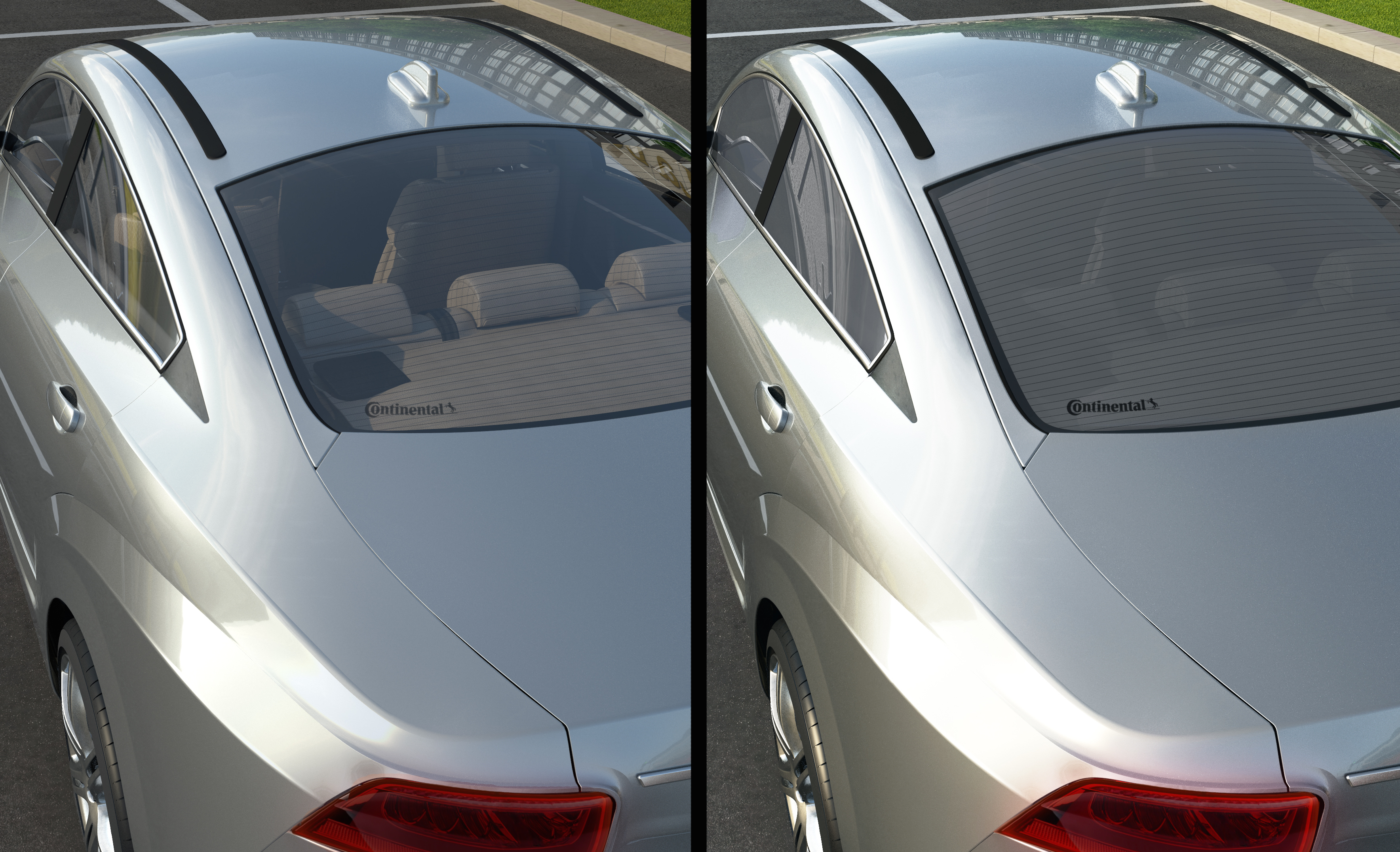 Continental Intelligent Glass Control Auto Window Tint
