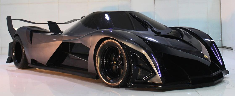 fastest car price