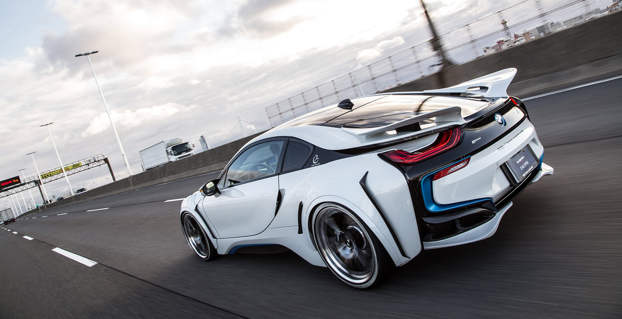 Bmw I8 Receives Energy Motor Sport Bodykit Package Paul Tan Image