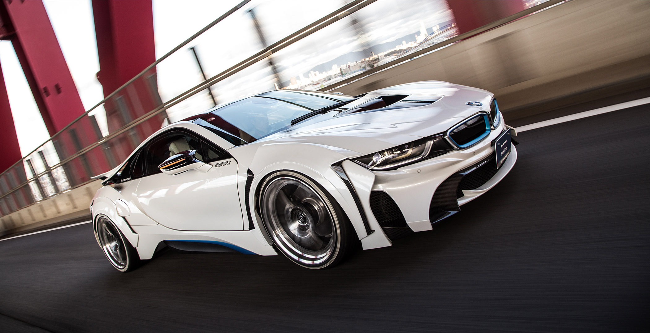 BMW i8 receives Energy Motor Sport bodykit package Image 419187