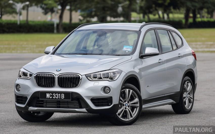 Driven Web Series 2015 #6: new premium crossovers – F48 BMW X1 vs Mercedes-Benz GLA vs Audi Q3 Image #415132