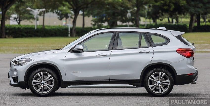 Driven Web Series 2015 #6: new premium crossovers – F48 BMW X1 vs Mercedes-Benz GLA vs Audi Q3 Image #415134