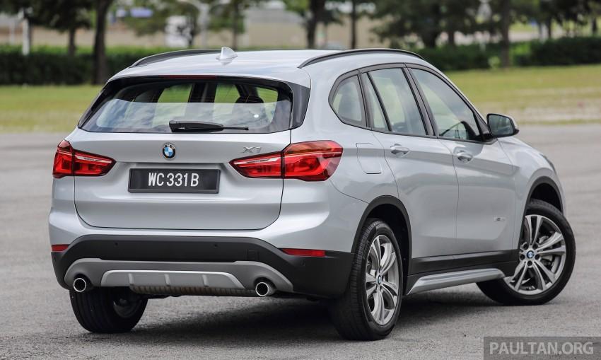Driven Web Series 2015 #6: new premium crossovers – F48 BMW X1 vs Mercedes-Benz GLA vs Audi Q3 Image #415138
