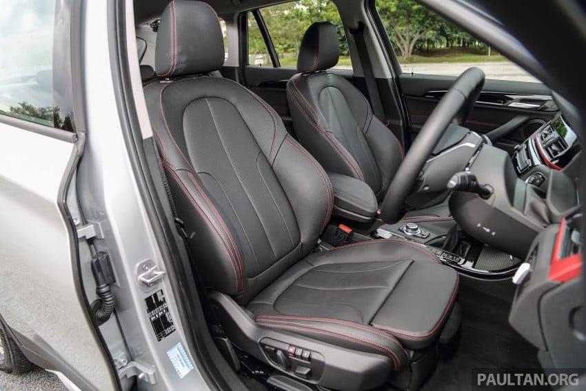 Driven Web Series 2015 #6: new premium crossovers – F48 BMW X1 vs Mercedes-Benz GLA vs Audi Q3 Image #415147