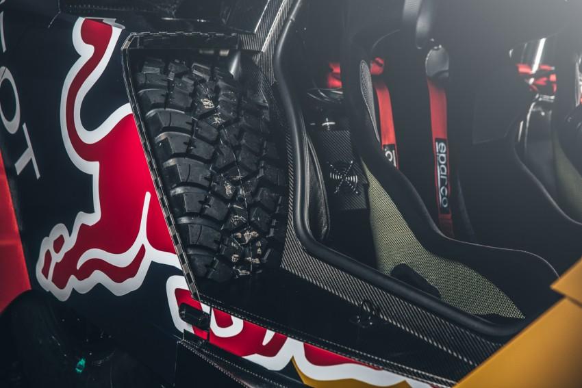 Peugeot 2008 DKR16 revealed in 2016 Dakar livery Image #416101