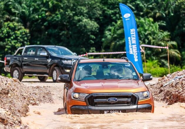 Ford Ranger test drive Tadom hills-07