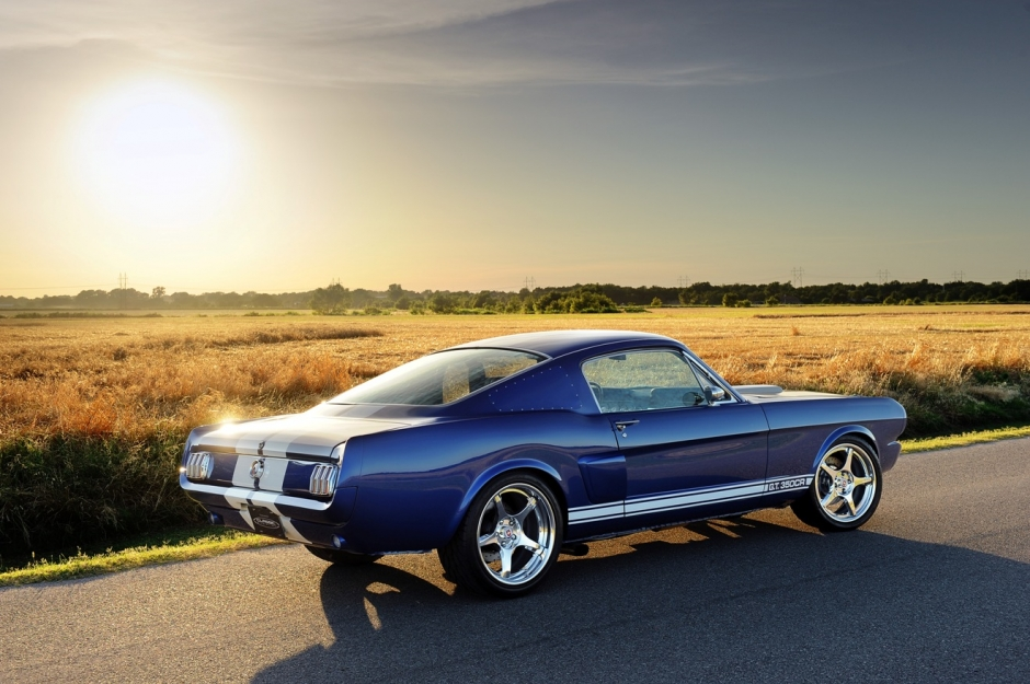Ford Shelby Mustangs By Classic Recreations Get Modern