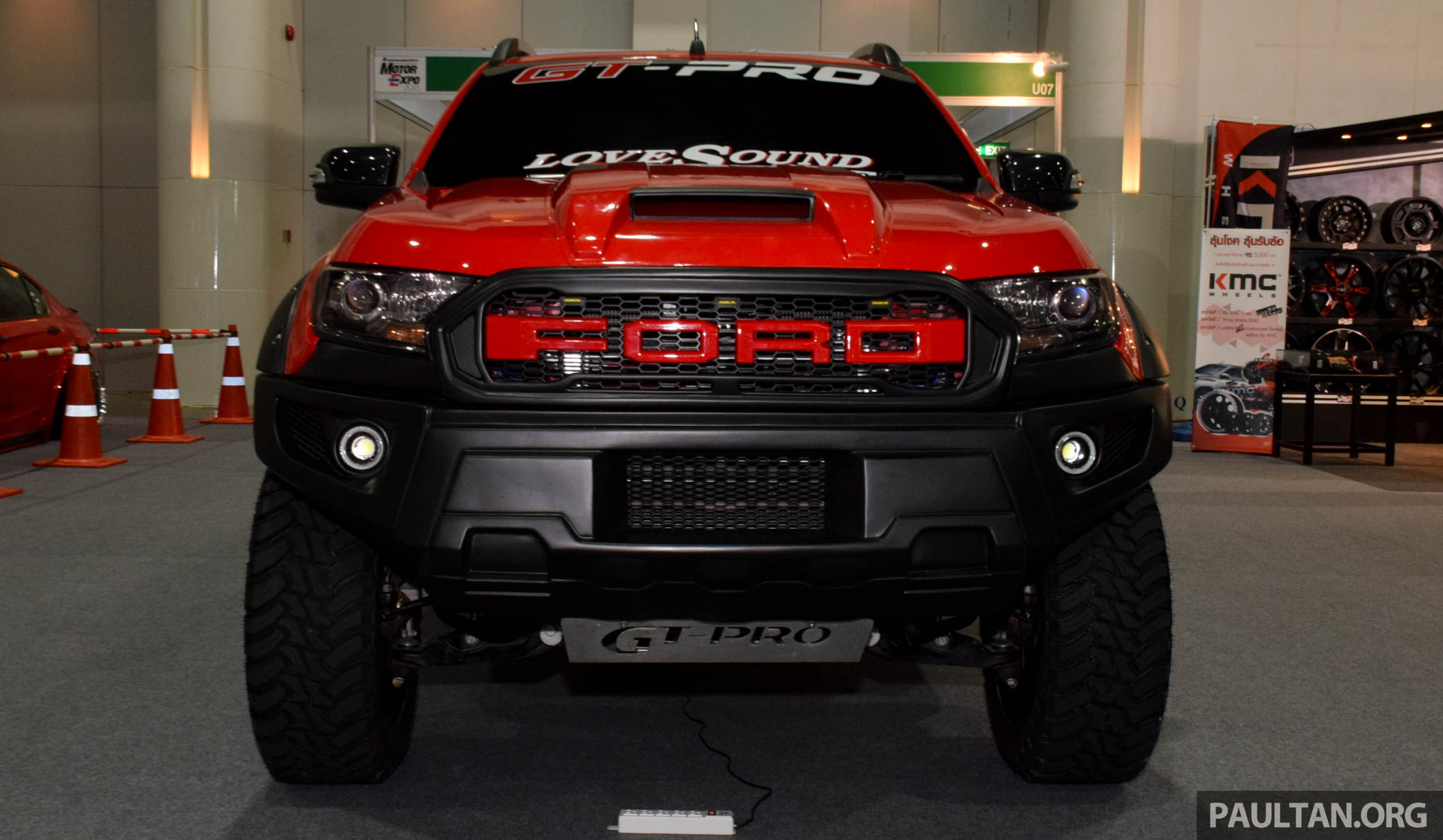 Ford Ranger Raptor Aftermarket Kit Debuts In Bangkok Image 414899