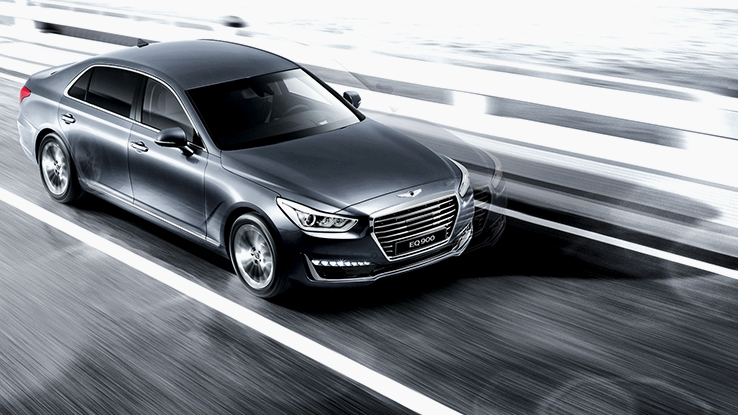Genesis G90 (EQ900) revealed – new S-Class fighter? Image #418017