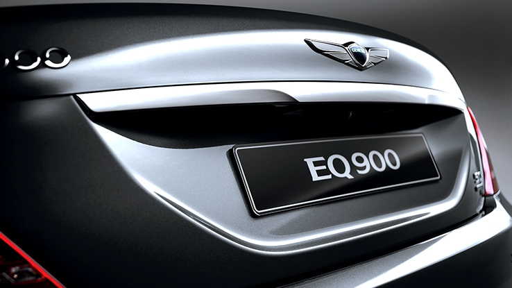 Genesis G90 (EQ900) revealed – new S-Class fighter? Image #418025