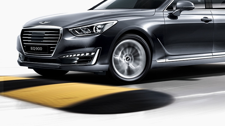 Genesis G90 (EQ900) revealed – new S-Class fighter? Image #418026