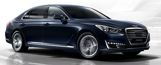 Genesis G90 (EQ900) revealed – new S-Class fighter? Image #417972