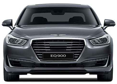 Genesis G90 (EQ900) revealed – new S-Class fighter? Image #417975
