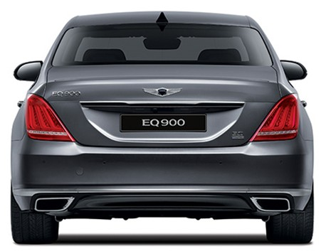 Genesis G90 (EQ900) revealed – new S-Class fighter? Image #417976