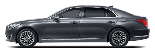 Genesis G90 Eq900 Revealed New S Class Fighter Image