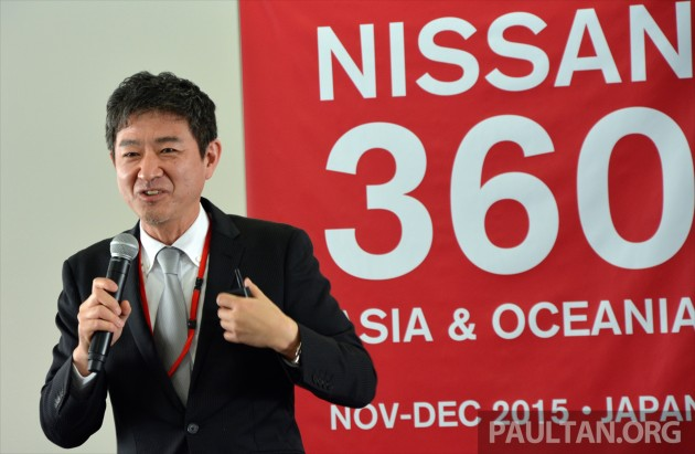 Hiroshi Tamura Nismo