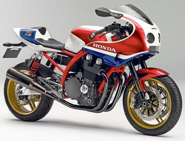 Honda CB1100R  Concept (2)