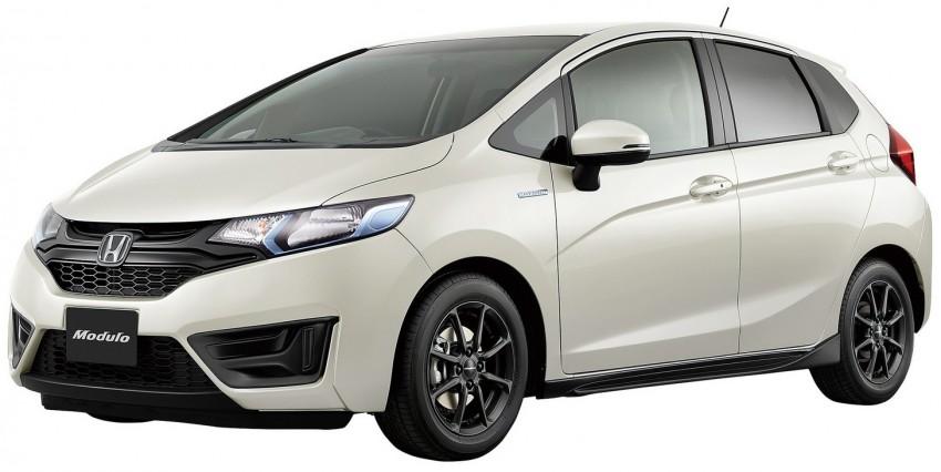 Honda to showcase six Modulo concepts at TAS Image #423666