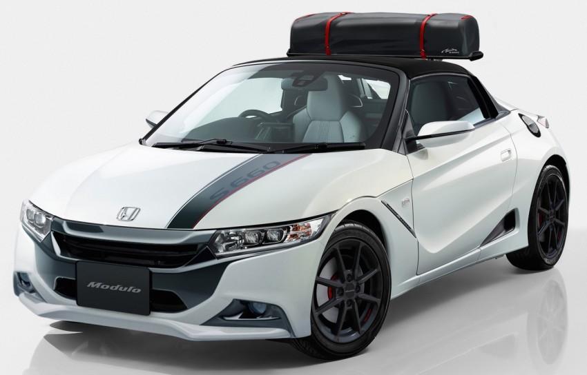 Honda to showcase six Modulo concepts at TAS Image #423659