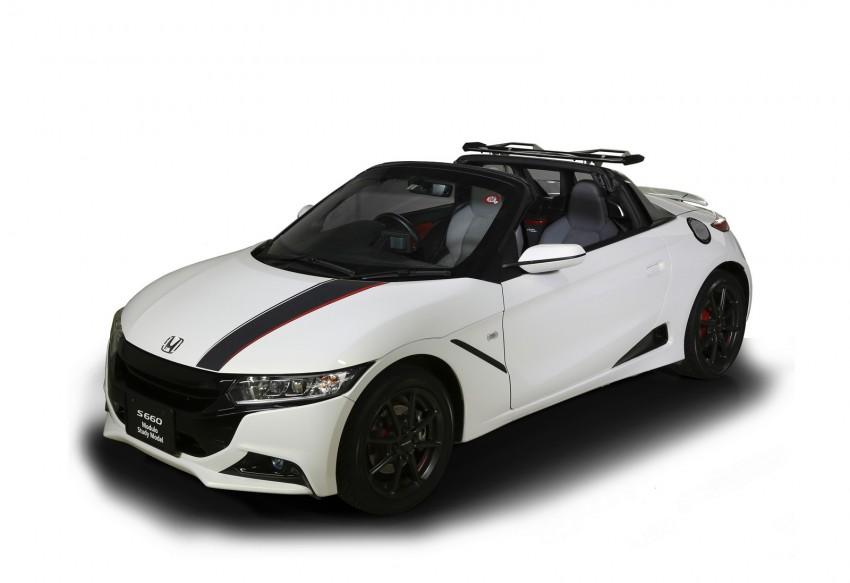 Honda to showcase six Modulo concepts at TAS Image #423668