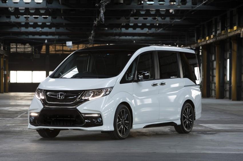 Honda to showcase six Modulo concepts at TAS Image #423672