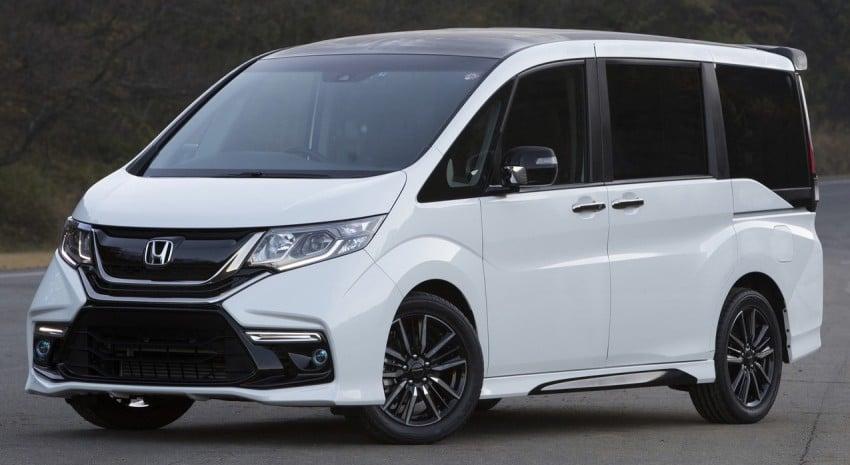 Honda to showcase six Modulo concepts at TAS Image #423673
