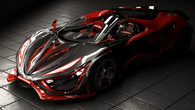 Inferno Exotic Car-01
