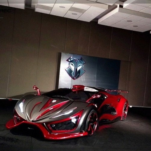 Inferno Exotic Car 2017 >> Inferno hypercar from Mexico packs 1,400 hp, 670 Nm Image 417200