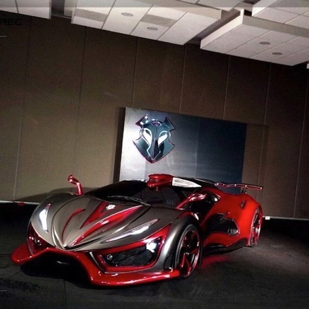 Inferno Exotic Car 2017 >> Inferno hypercar from Mexico packs 1,400 hp, 670 Nm Image 417202