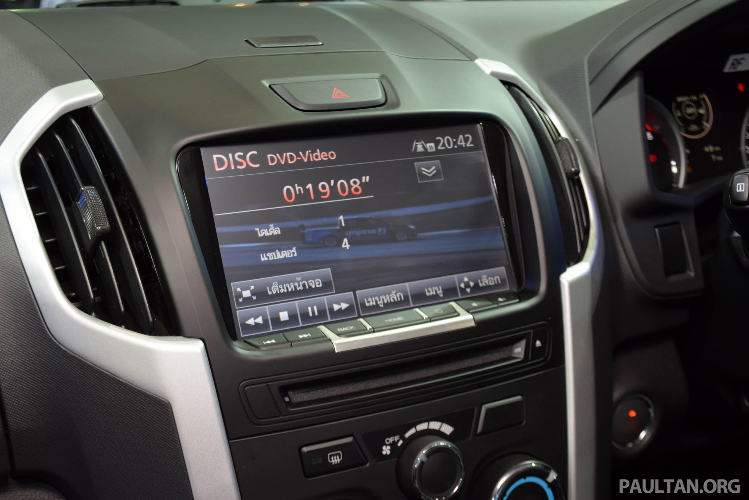 Isuzu Dmax 2018 >> Isuzu D-Max facelift extended cab seen in Bangkok Paul Tan - Image 414659