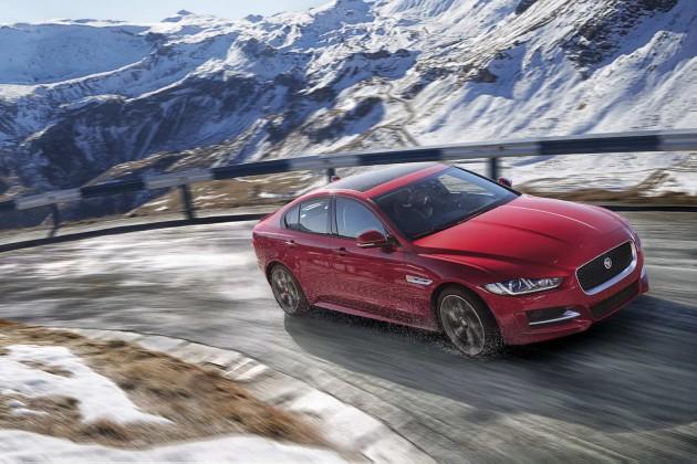 Jaguar plays waiting game with semi-autonomous cars