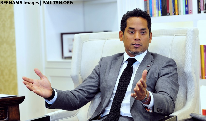 I will oppose any toll increase by PLUS, says Khairy Image #419585