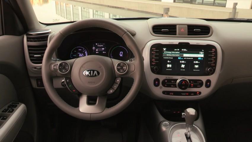 Kia gets licence to test autonomous tech in Nevada Image #419420