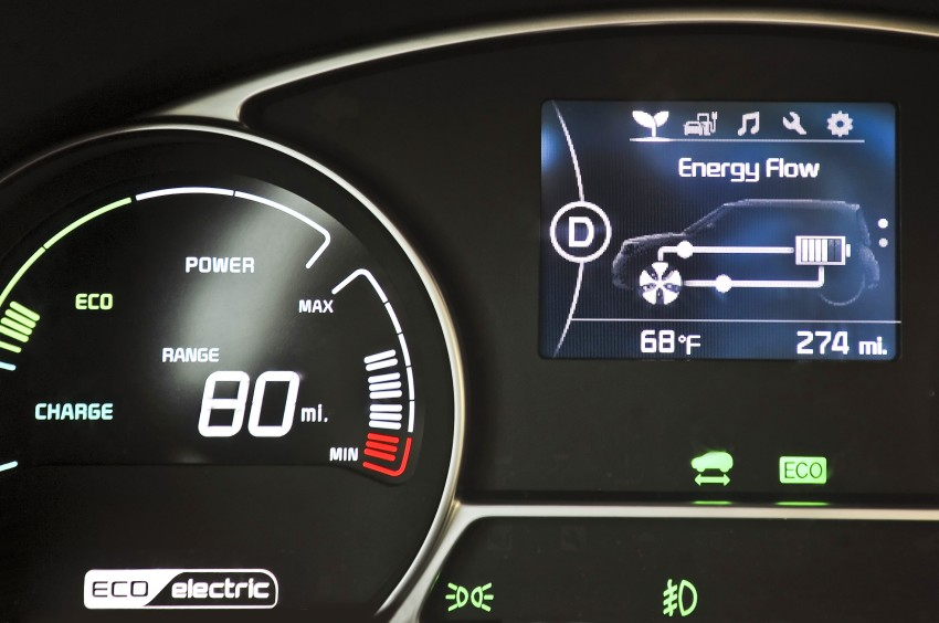 Kia gets licence to test autonomous tech in Nevada Image #419421