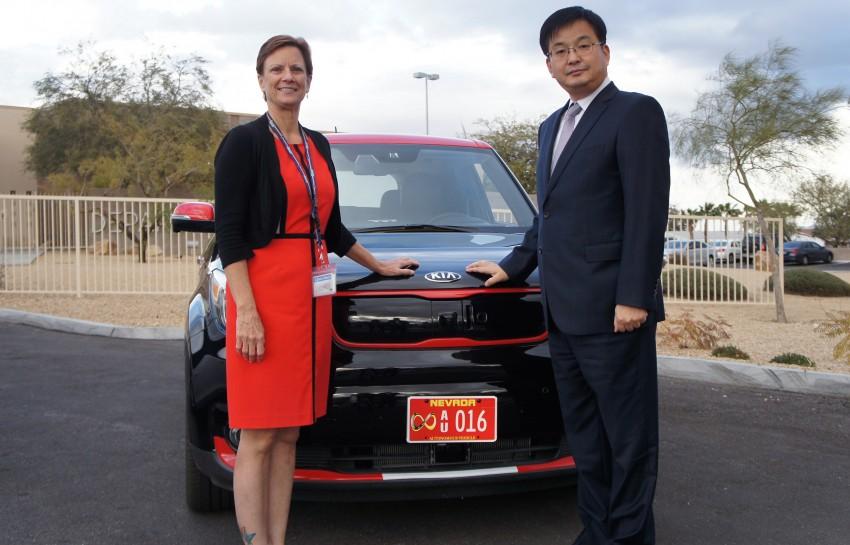 Kia gets licence to test autonomous tech in Nevada Image #419388