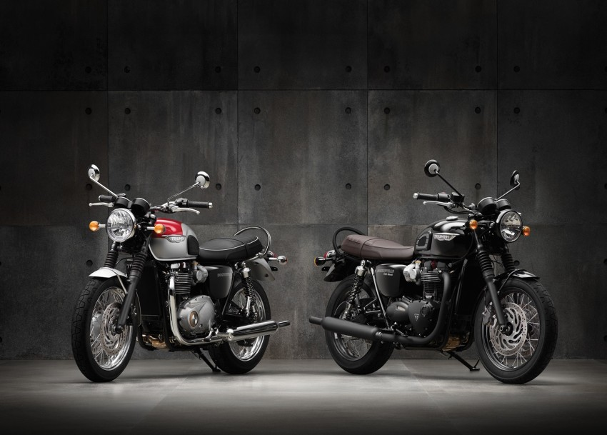 Triumph in black for 2015, posts £2.3 million profit Image #423107