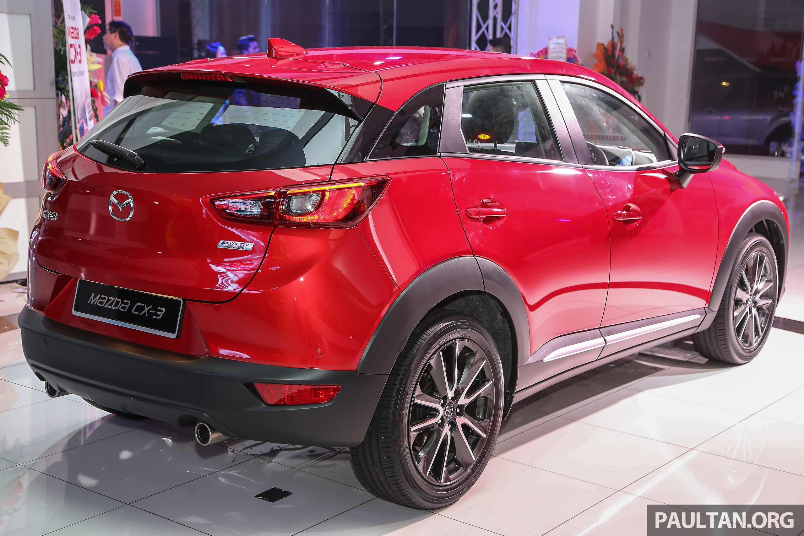 Mazda Cx 3 >> Mazda CX-3 2.0 launched in Malaysia – RM131,218 Image 417637