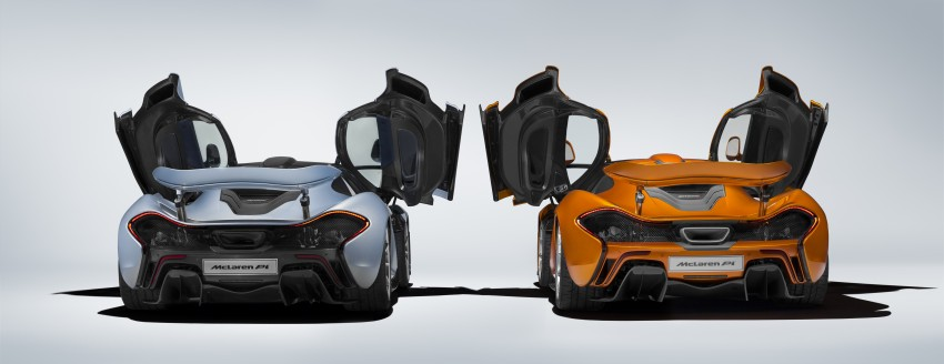 McLaren P1 production finally comes to an end Image #419051