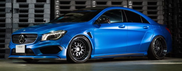 Mercedes-Benz CLA Fairy Design-1